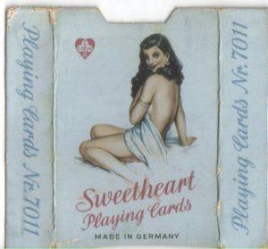Sweet Heart N. 7011: custodia