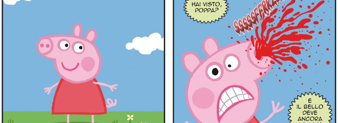 POPPA E IL VIRUS