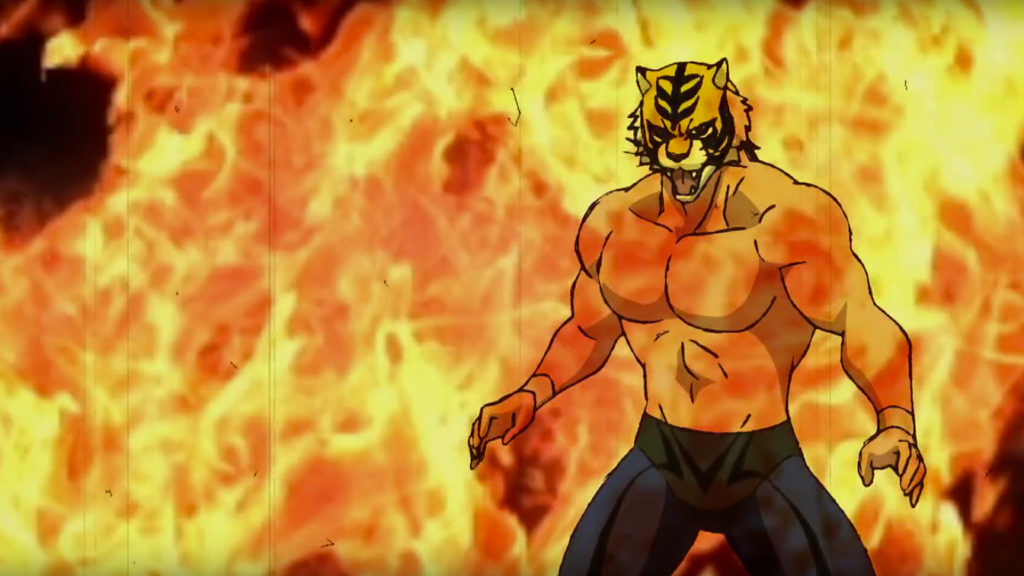 L uomo tigre curiosità sul cartone animato di culto