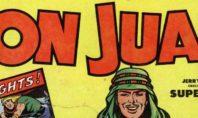 JON JUAN IL SUPER-AMANTE: UNO DEI PIÙ BIZZARRI SUPEREROI DELLA GOLDEN AGE
