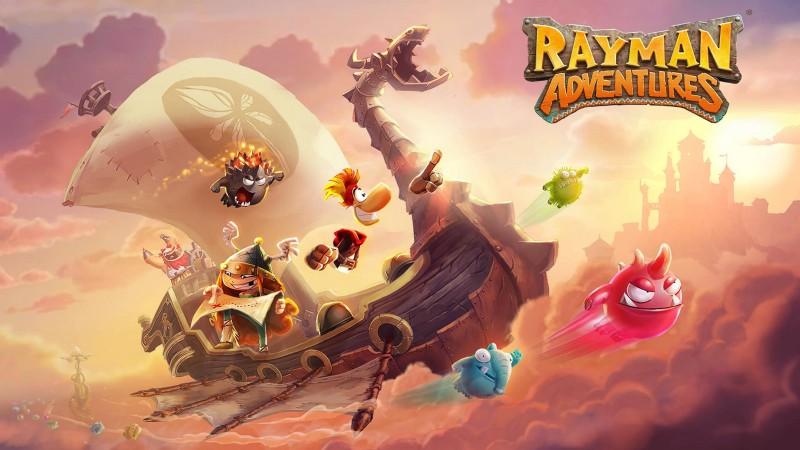 i-phone game rayman