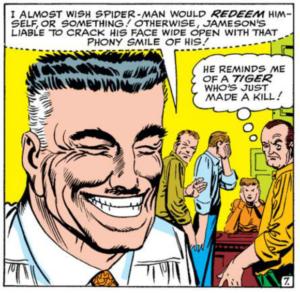 steve-ditko-amazing-spider-man-181
