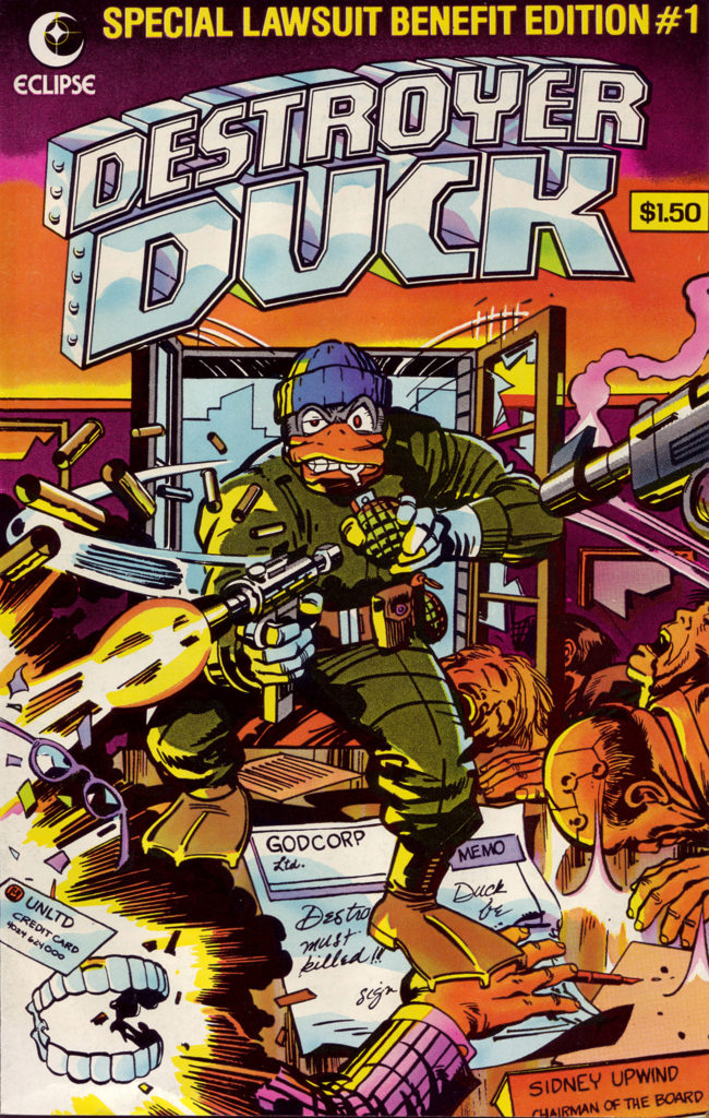 018-destroyer-duck-01-jack-kirby