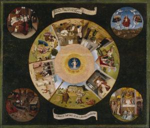 I sette peccati capitali