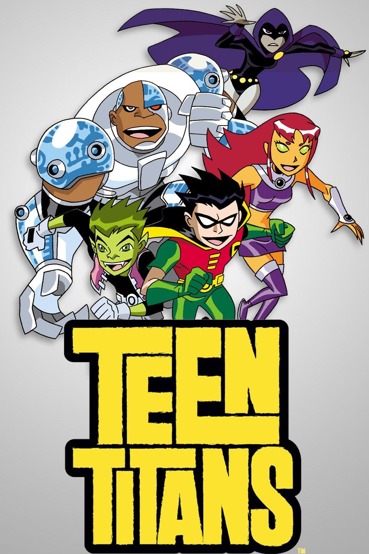 Teen Titans Group Shot Air Date: Premiere Date: July 19, 2003 ID: tt_nc_gang Photo by: (c) & TM 2003 Cartoon Network