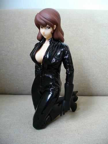 Margot - Fujiko action figure