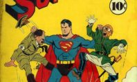 SUPERMAN CATTURA HITLER E STALIN