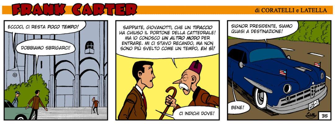 FRANK CARTER – EQUIVOCO A CASABLANCA 35