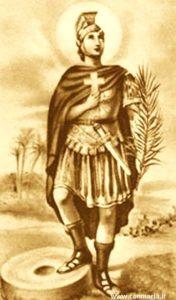 San Vittore soldato martire