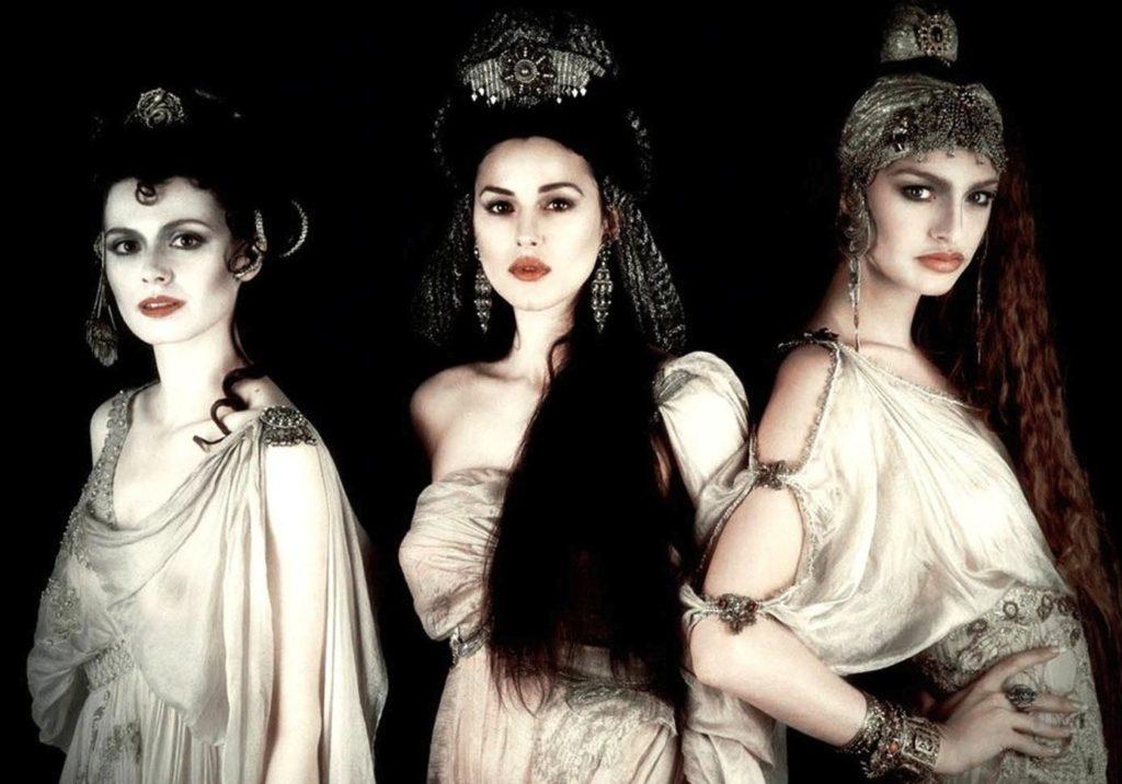 dracula-wives