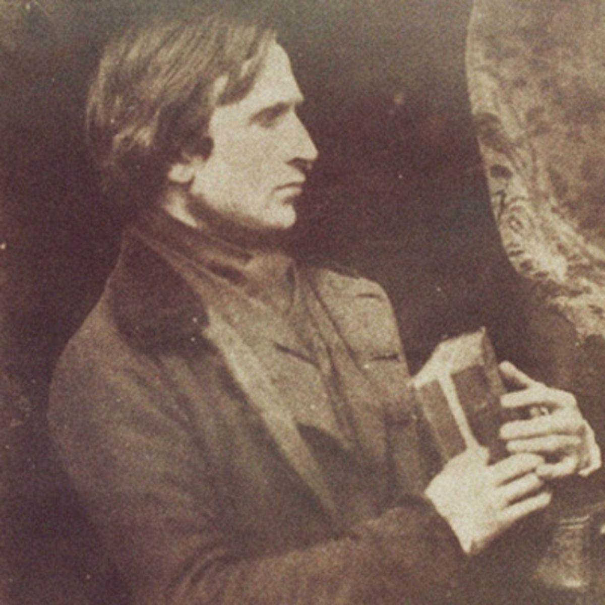 Robert Adamson, ca. 1845