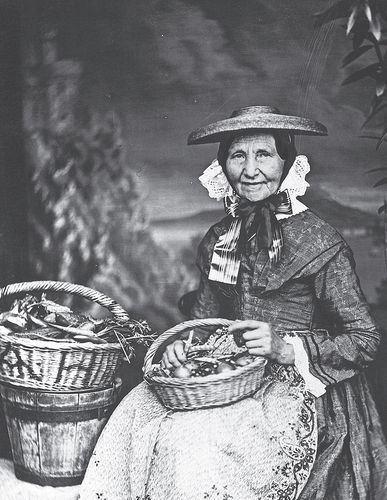 Madre Albers, Amburgo, 1850 ca.