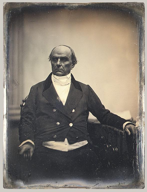 Daniel Webster, 1851 ca.