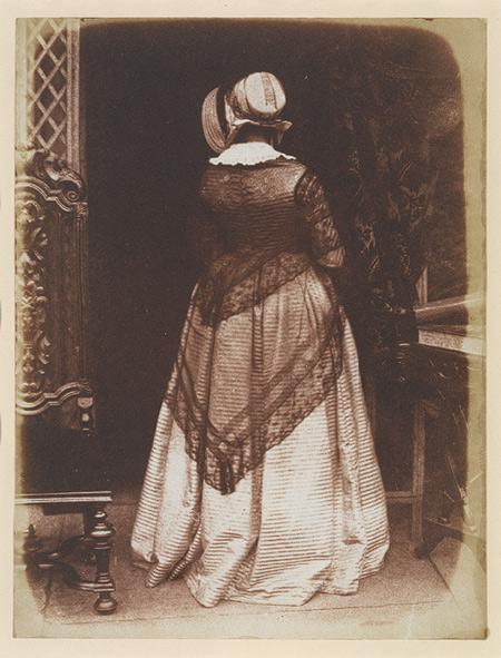Hill & Adamson: Lady Ruthven, ca. 1845