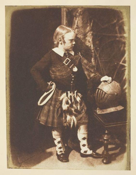 Hill & Adamson: Master Miller, 1844