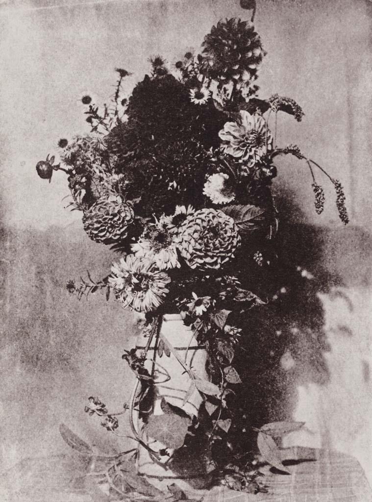 H. Bayard: Composizione di fiori; 1845-1848