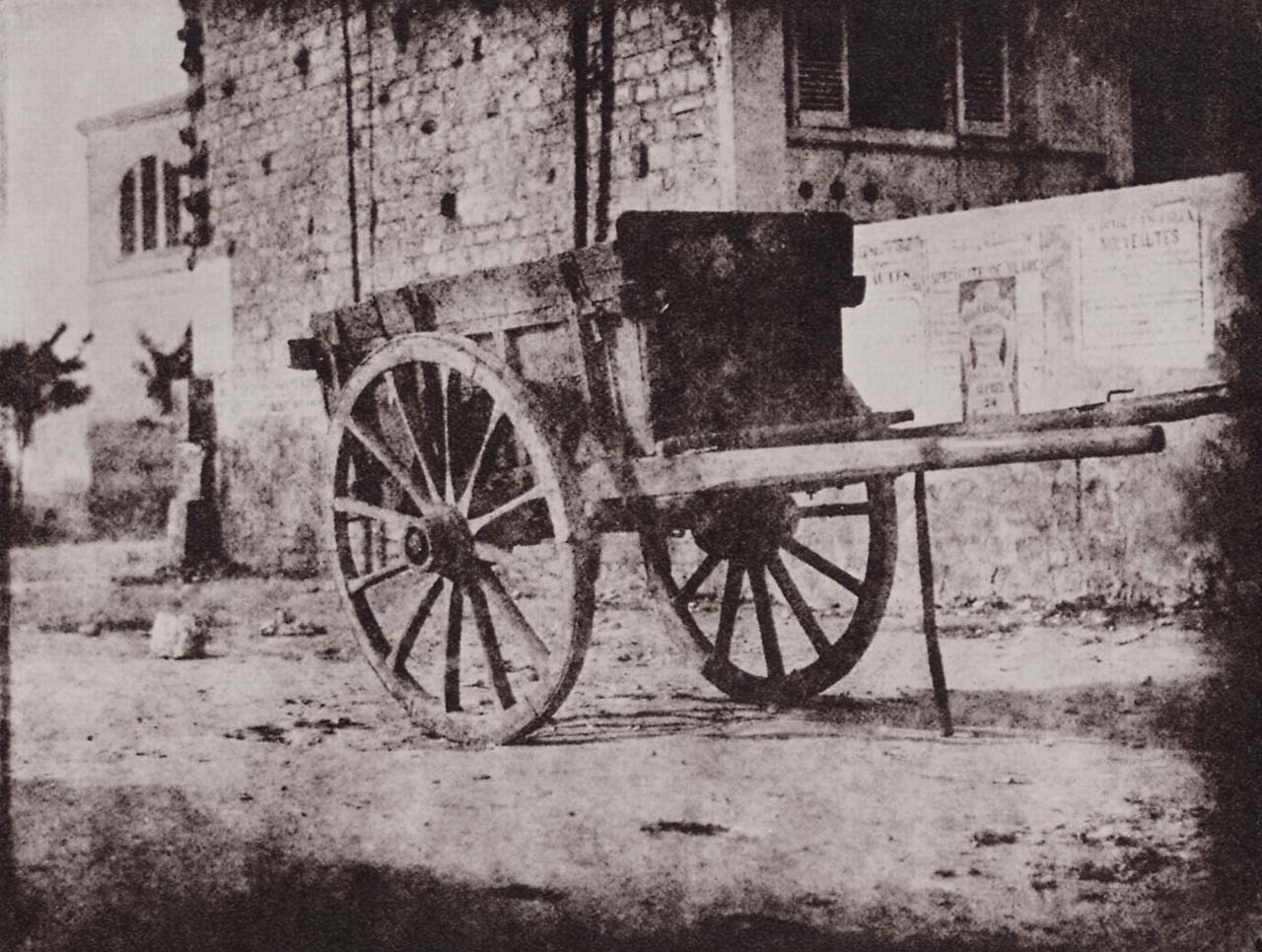 H. Bayard: Il carretto; 1850