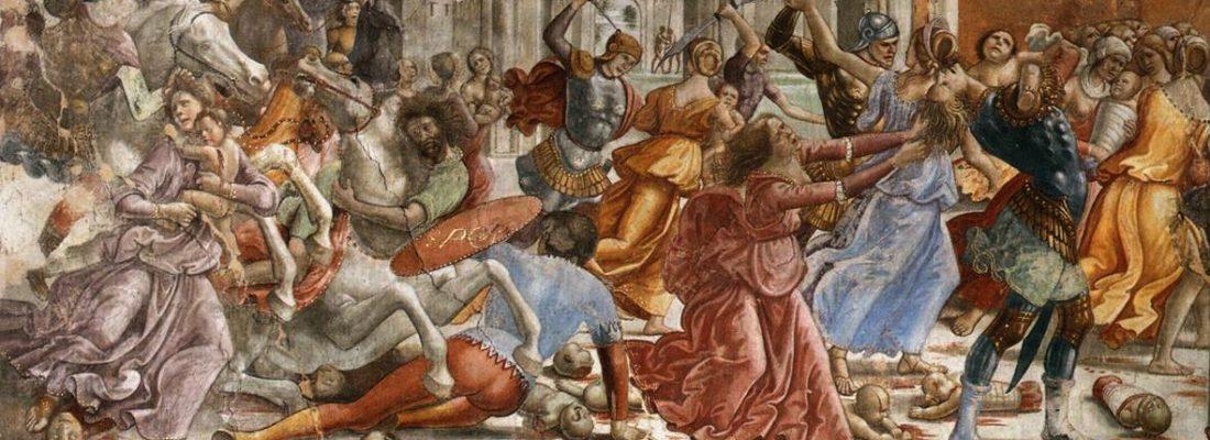 BIBBIAMICA – NON SONO VENUTO A PORTARE LA PACE, MA LA SPADA