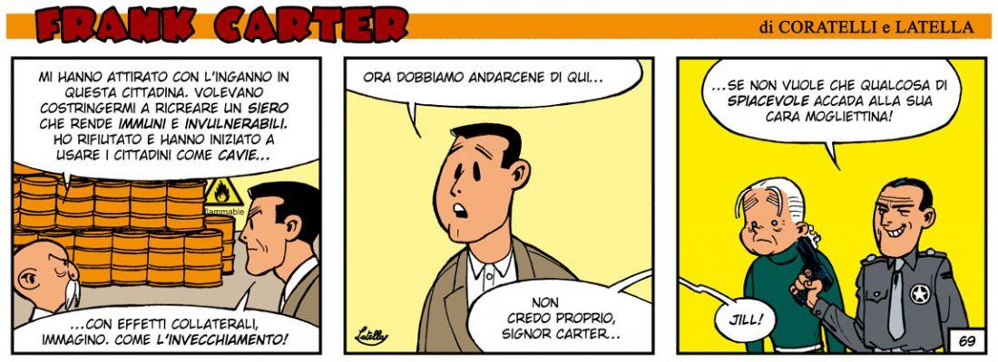 FRANK CARTER – LA FORMULA ZOLTA 26