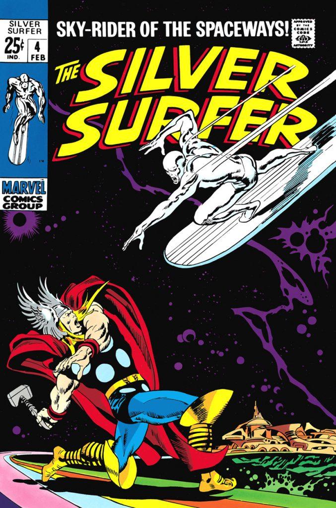 Silver surfer è cattivo