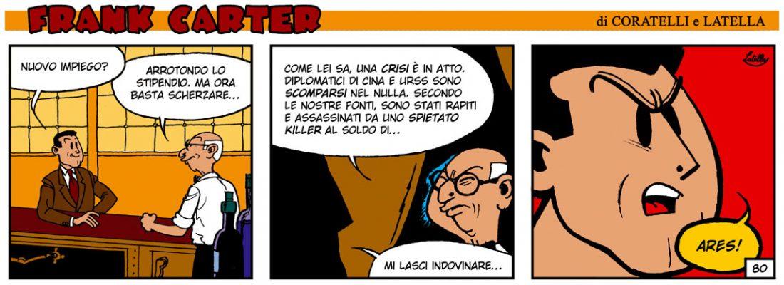 FRANK CARTER – IL MAESTRO DI CERA 5