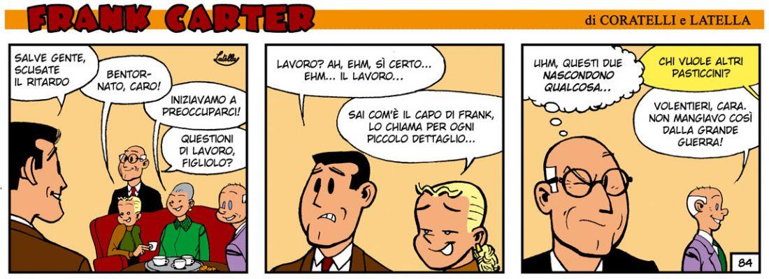 FRANK CARTER – IL MAESTRO DI CERA 9