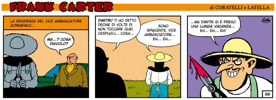 FRANK CARTER – IL MAESTRO DI CERA 13