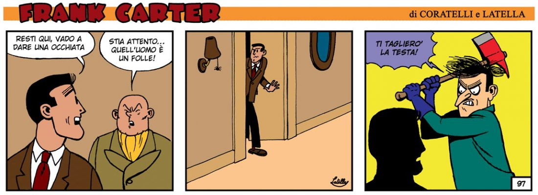 FRANK CARTER – IL MAESTRO DI CERA 22