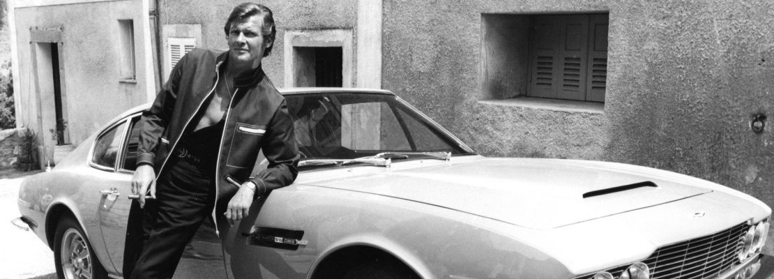 ROGER MOORE: DA SIMON TEMPLAR A JAMES BOND