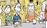 FUMETTISTI CONTRO LA GGENTE