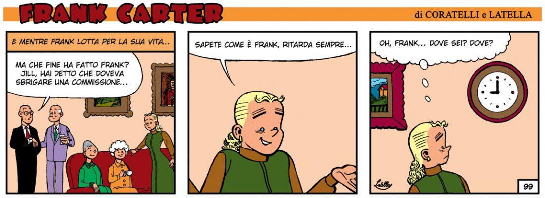 FRANK CARTER – IL MAESTRO DI CERA 24