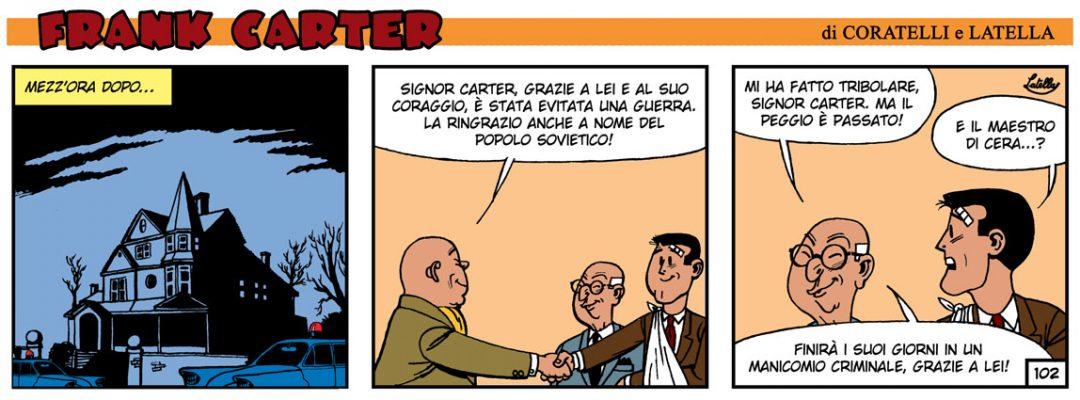 FRANK CARTER – IL MAESTRO DI CERA 27