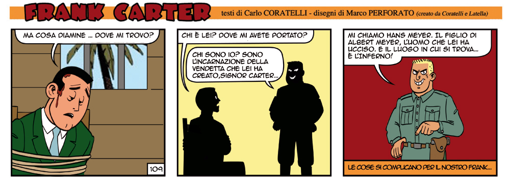 FRANK CARTER – PRIGIONIERO DI ARES 4