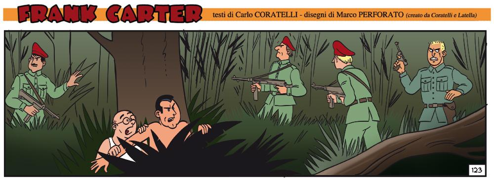 FRANK CARTER – PRIGIONIERO DI ARES 18