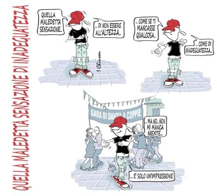 I CHINSON – BALLANDO