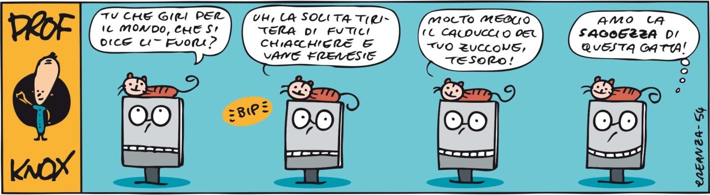 PROF KNOX – FRENESIE