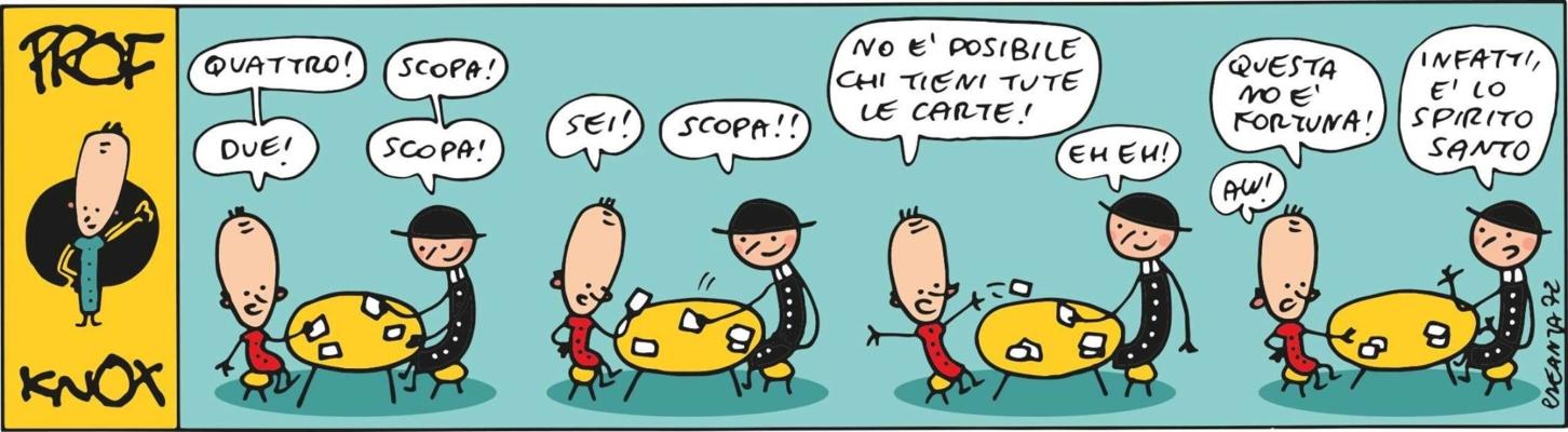 PROF KNOX – SCOPA