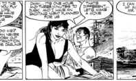 MODESTY BLAISE DELLA SWINGING LONDON