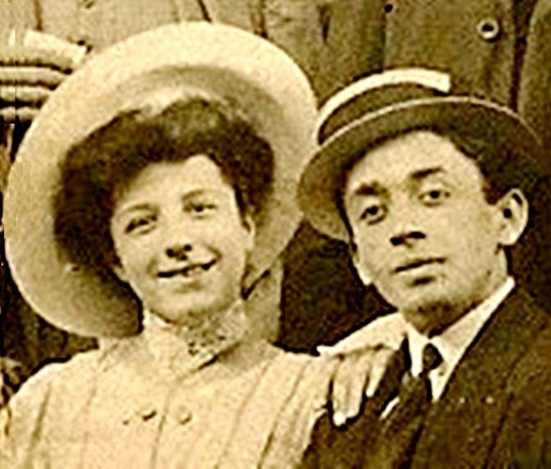 Paola Pazzaglia e Antonio Greco
