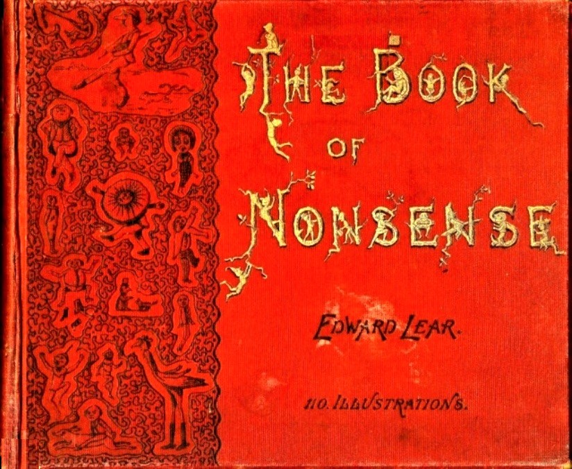 "Edward Lear, ""The Book of Nonsense"""