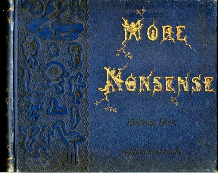 """Edward Lear, """"More Nonsense"""""""