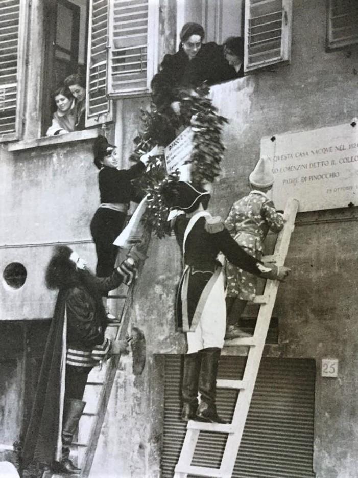 casa natale di Carlo Lorenzini