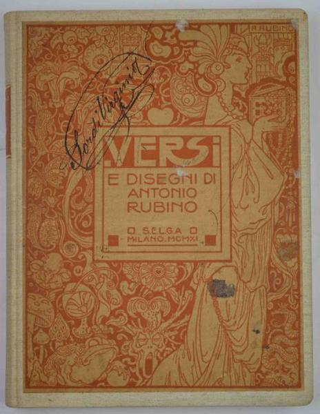 Rubino: Versi e disegni, 1911