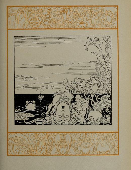 Rubino: Versi e disegni, 1911, tavola interna