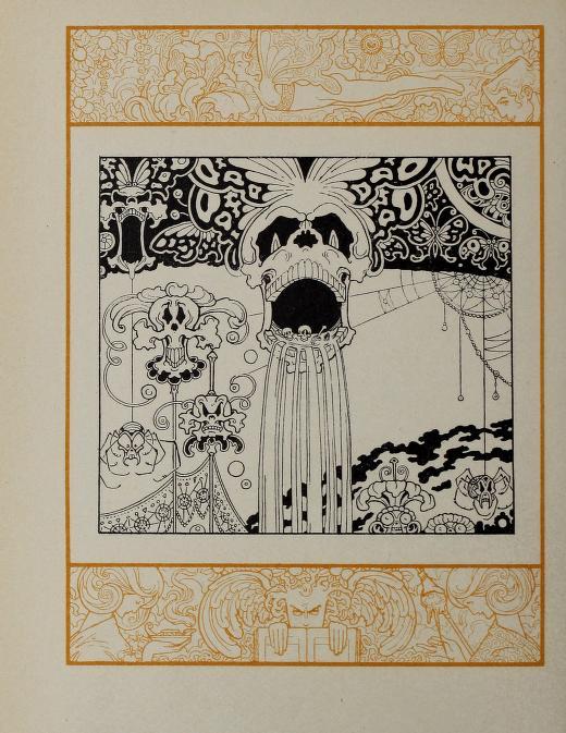 Rubino: Versi e disegni, 1911, tavole interne