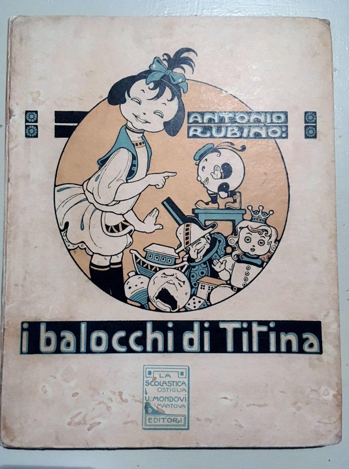 Rubino: I balocchi di Titina, 1912