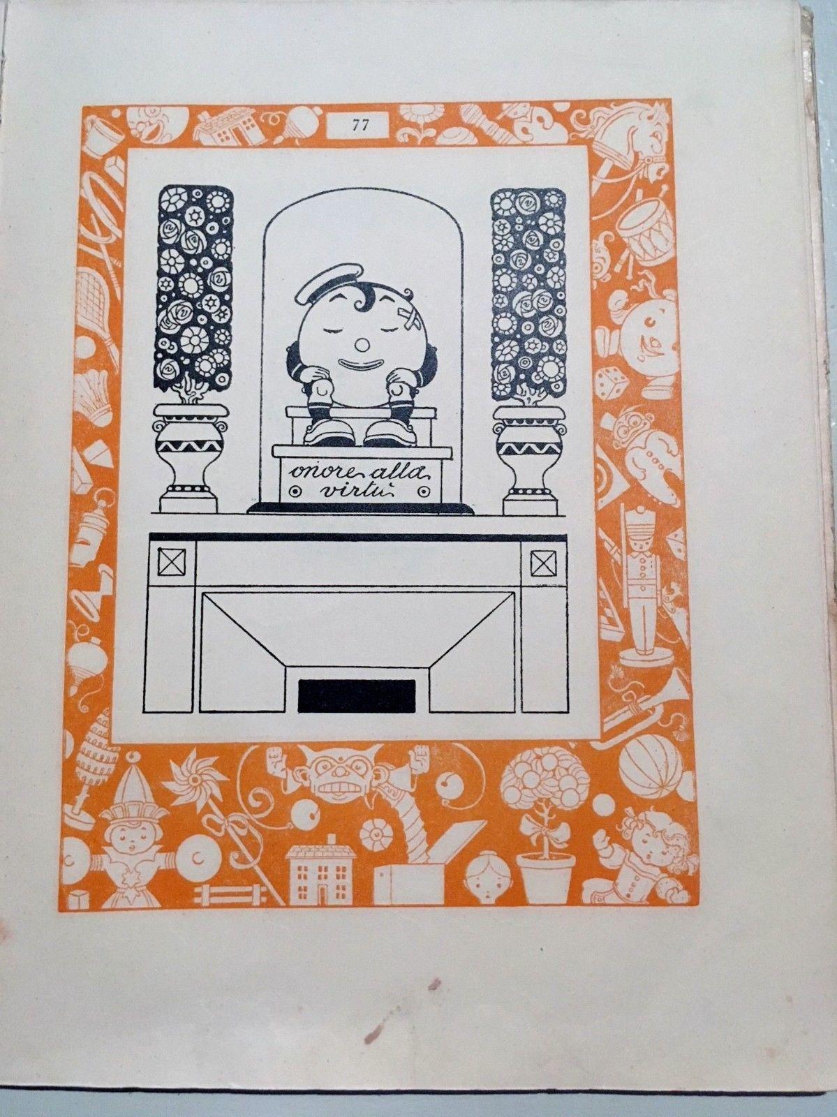 Rubino: I balocchi di Titina, 1912, pagine interne