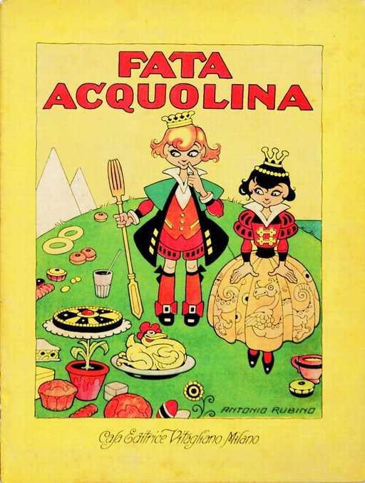 Rubino: Fata Acquolina, 1922