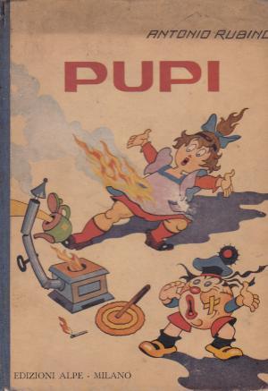 Rubino: Pupi, giocattolo infelice, 1938