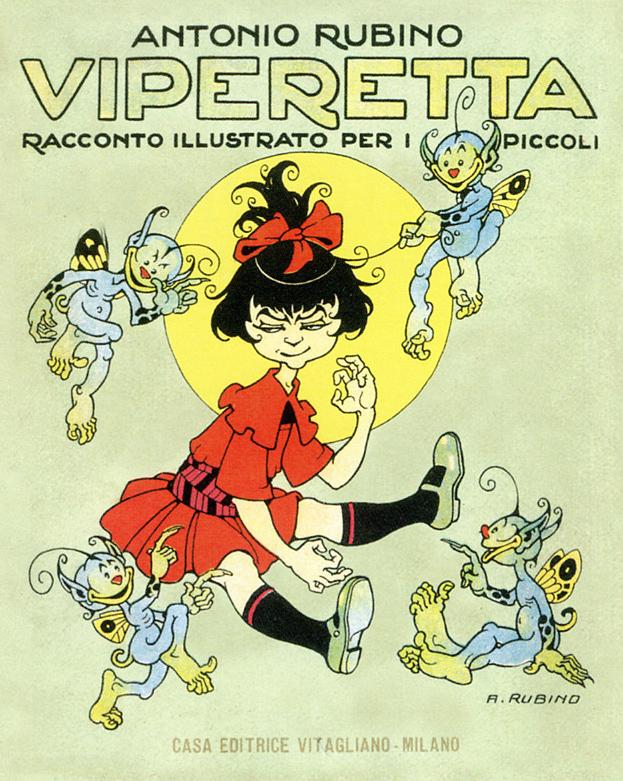 Rubino: Viperetta, 1919